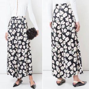 Proenza Schouler | Pansy Floral Wide Leg Pants 2
